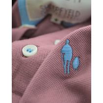 Camisa Camiseta Polo Masculina S&f Original Qualid Importada