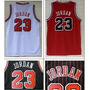 Camisa Nba Chicago Bulls Jordan Pronta Entrega 4 Modelos
