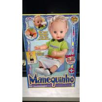 Boneco Manequinho Da Estrela - Ano 2000