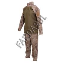 Farda Uniforme Nomad Combat Shirt + Calça Tática