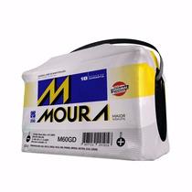 Bateria Moura 60ah Modelo M60gd Promoção 12x Sem Juros!