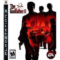 Ps3 - The Godfather 2 - Míd Fís - Original - Semi