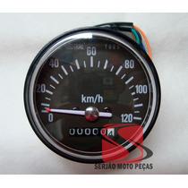 Velocimetro Completo Cg125 79 À 82 Bolinha Serjao
