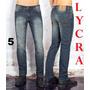 Calça Jeans Masculina Lycra Stretch Skiny