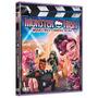 Monster High Monstros Câmera Ação Dvd Original