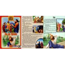 Clássicos Da Bíblia- 2 Livretos Para Crianças - Frete Grátis