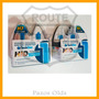 Kit Lâmpadas Super Brancas H7 100w + H1 100w + 1 Rele Duplo