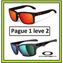 Óculos Original Pague 1 Leve 2 Polarizado Holbrook