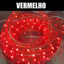 Mangueira P/ Natal De Led Brilho Luminosa 8 Funções 10mts A7