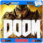 Doom 2016 + Dlc Original Steam Cdkey Gift Pc