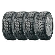 Jogo De 4 Pneus Pirelli Scorpion Atr 235/70r16 105t