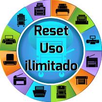 Reset Epson L375 Almofadfa Contador Fim Da Vida Util