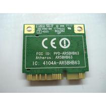 Placa Mini Pci Ar5bh63 Atheros Netbook Acer One Kav60 (5138)