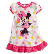 Camisola Infantil Minnie Disney - 7/8 Anos