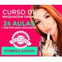 Curso De Maquiagem Online Profissional Boca Rosa