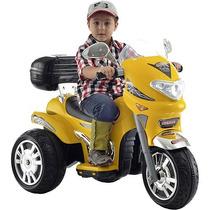 Moto Elétrica Infantil 12v Sprint Turbo Jessica Brinquedos