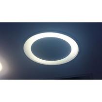 3 X Embutido Redondo Luz Indireta Iluminação Decorativa 6209