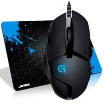 Mouse Logitech G402 Fps Gaming 4.000 Dpi + Mousepad Grátis