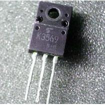 2sk3569 K3569 2sk 3569 Transistor Pronta Entrega Novo