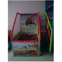 Tombo Legal (fabricação Própria + Garantia) Buffet Infantil