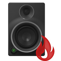 Mackie Mr5 Mk3 . Monitor De Áudio . Loja . Nf + Gtia !