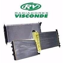 Radiador Ford Escort 1.6 Cht 87 / 89 Visconde 12282