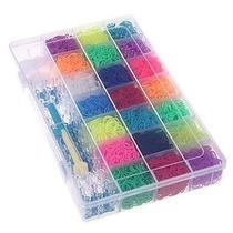 4200 Elásticos Fábrica Pulseiras Com Caixa - Frete Gratis