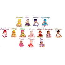 Boneca Frutinhas Cotiplás Originais Todos Os Modelos