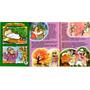 Histórias Da Bíblia Para Pequeninos- 2 Livros- Frete Grátis