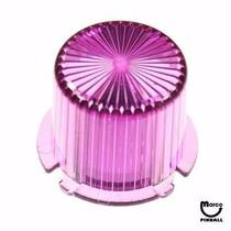 Dome - Violet Flash Lamp - Twist-lock #03-8171-18 Pinball