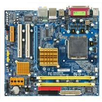 Placa Mãe Gigabyte Ga-945 775 Ddr2 4gb Core 2 Duo