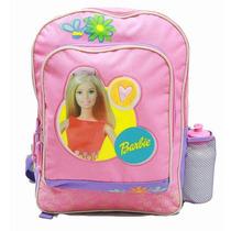 Mochila Barbie C/garrafa D