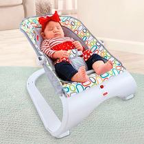 Cadeira Ultra Conforto Fisher Price Cadeirinha Musical Bebe