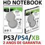 Hd 500gb Notebook Sata 6gbs Seagate Barracuda St500lm030