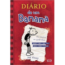 Diário De Um Banana - Livro 1 - Novo E Lacrado