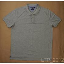 Camisa Gola Polo Tommy Hilfiger - Tamanho Xxl 3g - Original