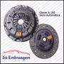 Kit De Embreagem Classe A 160 Semi-automática (platô+disco)