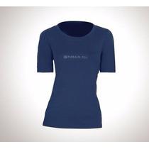 Camiseta-fem Com Proteção Solar