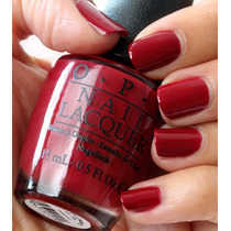 O.p.i Esmalte Nail Lacquer Lost On Lombard 15ml Original