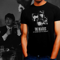 Camiseta The Beatles: A Hard Day