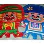 Balão Metalizado Patati-patata Festa Infantil Kit/12 Unidade