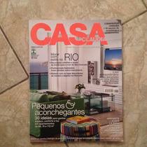 Revista Casa Claudia 11 11/2011 Apartamento Pequeno