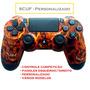 Controle Ps4 Estilo Scuf Competição -personalizado- Paddles