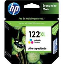 Hp 122xl Colorido Ch564hb Hp 1 Un Cartucho De Impressora