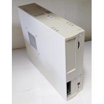 Gabinete Atx 2 Baias Desktop Usado C/ Garantia