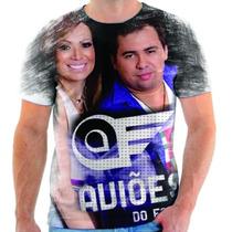 Camiseta Do Avioes Do Forro Musica Cantor Estampada 3