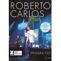 Roberto Carlos Cd + Dvd Primeira Fila 2015 Novo Original