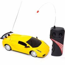 Carro De Controle Remoto Estrela Supremus Track Amarelo