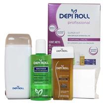 Depi Roll Super Kit Para Depilacao Profissional