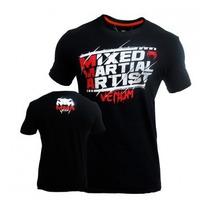 Camiseta Venum Mma - Pronta Entrega
